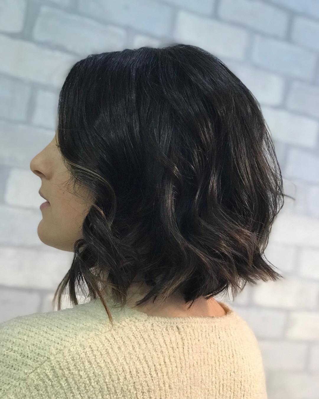 Corte de pelo Bob, tendencia peluquería 2018
